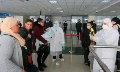 Algériens bloqués en Turquie