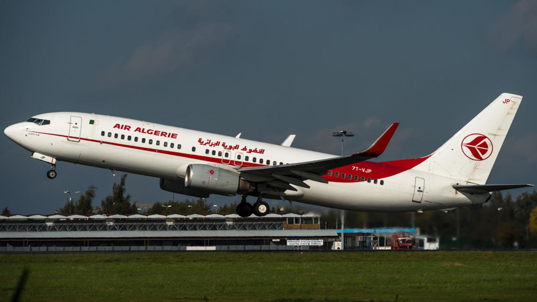 Avion d'Air Algérie