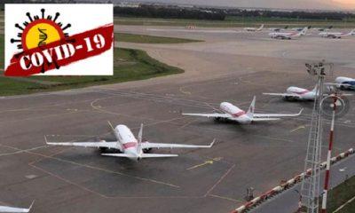 Avions d'Air-Algérie - coronavirus
