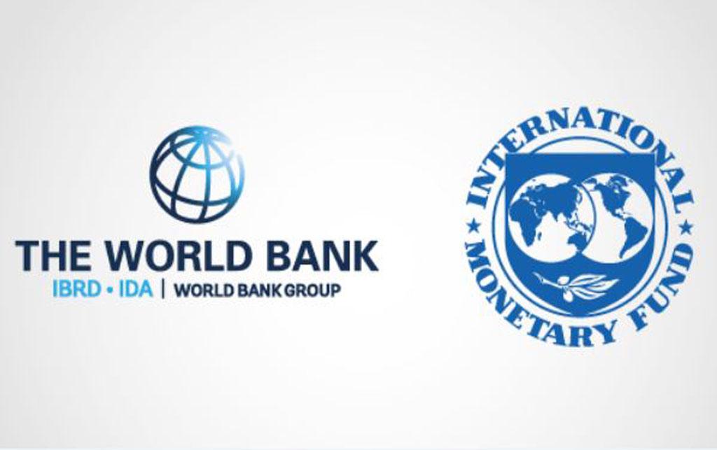 Banque Mondiale - FMI