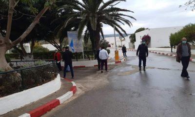 Confinement au complexe les Andalouses à Oran