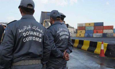 Douanes algériennes