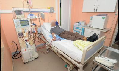 Hémodialyse en Algérie