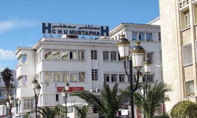 hôpital Mustapha Bacha