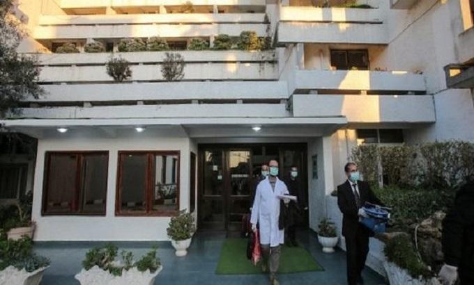 Hotels pour confinement des algériens rapatriés de la Turquie