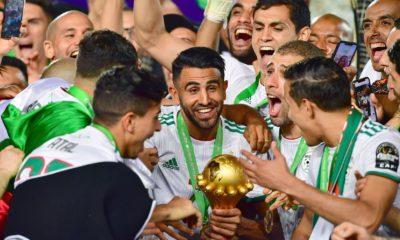 Algérie, championne d'Afrique