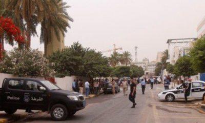 Tripoli bombardements