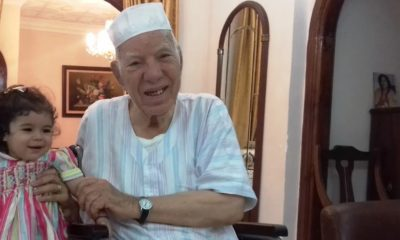Le moudjahid Abdelkader Lamoudi, membre du Groupe des 22, n'est plus