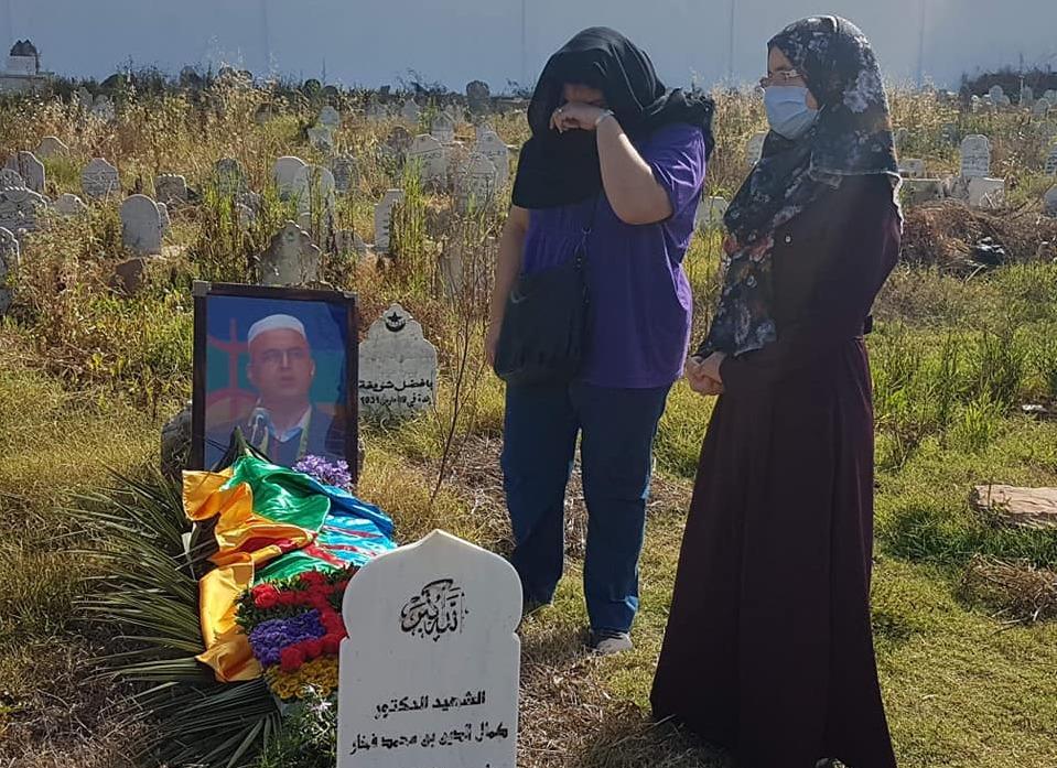Zahira Fekhar : refus de la plainte contre cinq fonctionnaires impliqués dans l'assassinat de Kameleddine Fekhar