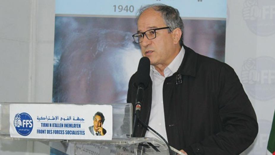 """Hakim Belahcel : """"On doit rester sur cette dynamique positive de rassemblement"""""""