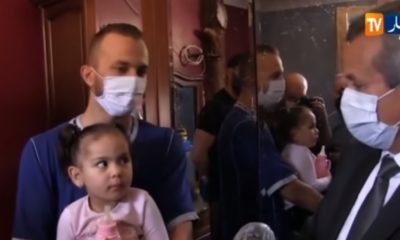 Des membres de la famille de Wafa Boudissa contaminés au coronavirus