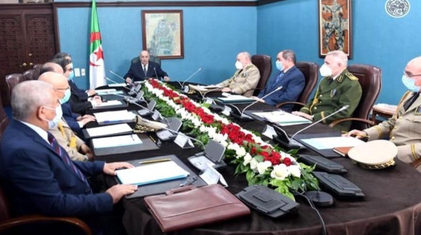 Réunion du Haut Conseil de sécurité consacrée à la pandémie du Covid-19