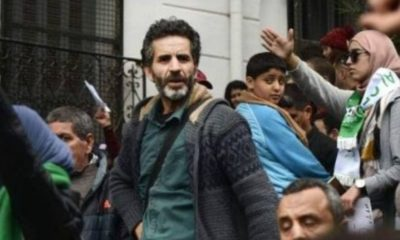 Solidarité avec le journaliste d'El Watan Mohand Aziri : pétition