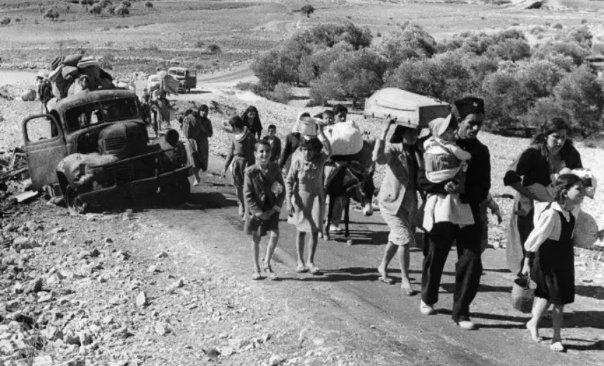 Ghaza : 72 ans depuis la nakba des Palestiniens