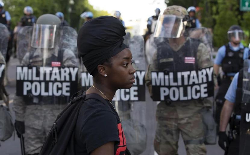 USA : Biden accuse Trump d'utiliser l'armée « contre les Américains »