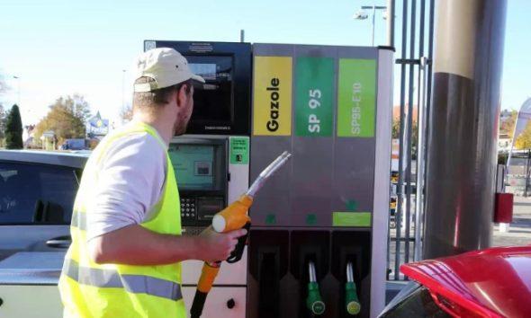 L'augmentation des prix des carburants effective à compter de ce samedi