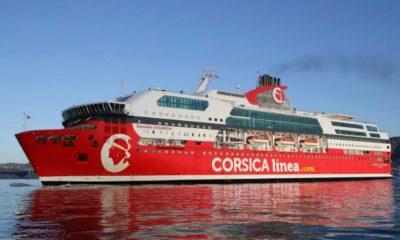 Première liaison maritime entre l'Algérie et la France depuis la suspension des traversées
