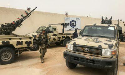 Libye : les pro-Haftar reprennent une localité au sud-est de Tripoli