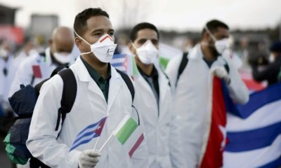 Cuba envoie 15 médecins en renfort en Martinique, une première