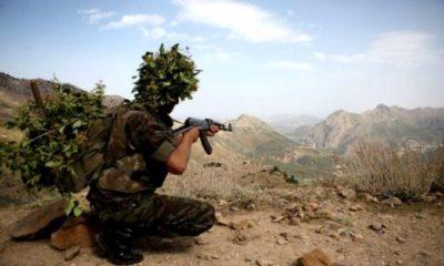 MDN : une casemate et un obus de mortier détruits à Jijel
