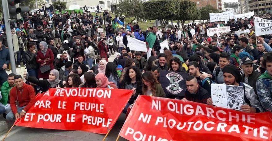 Déclaration du Collectif des amis du Manifeste pour l'Algérie nouvelle (CAMAN)