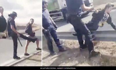 France : trois policiers jugés pour faux et violences sur un Britannique