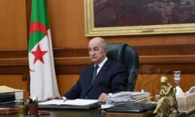 Le président Tebboune procède à un remaniement ministériel