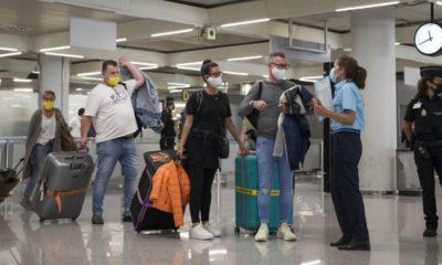 Covid-19 : tests « systématisés » aux aéroports français pour les voyageurs de pays à risque