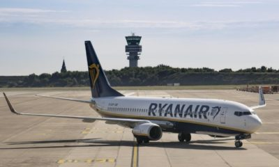 Alerte à la bombe sur un avion de Ryanair
