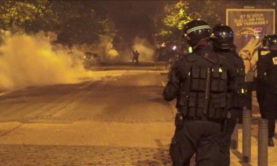 14 juillet : des incidents dans la nuit en Ile-de-France