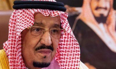 Arabie saoudite : le roi Salmane hospitalisé