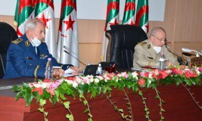 MDN : le général-major Mahmoud Laraba nouveau Commandant des Forces aériennes