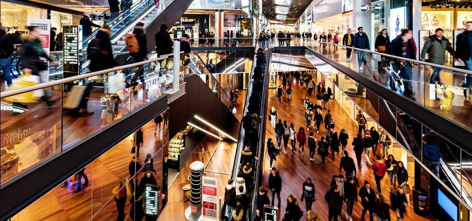 Euralille : centre commercial