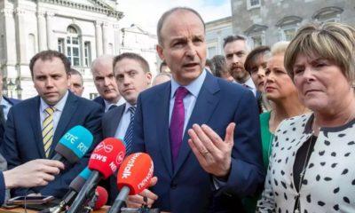 Irlande : le Parlement convoqué suite à un scandale politique lié au coronavirus