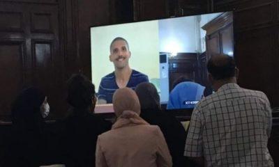 Le journaliste Khaled Drareni condamné en appel à 2 ans de prison ferme
