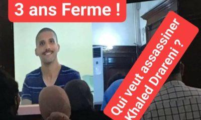Condamnation du journaliste Khaled Drareni : Hakim Belahcel (FFS) dénonce « les verdicts de la honte »
