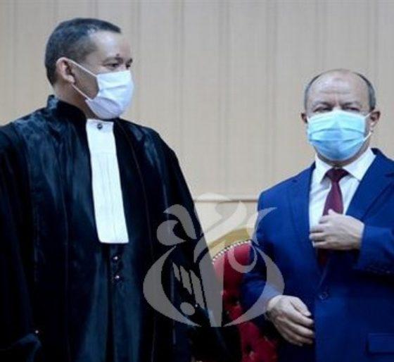 Mokhtar Bouchrit installé nouveau président de la Cour d'Alger