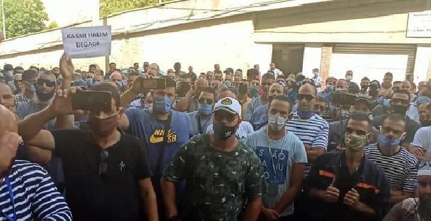 Grève du port de Béjaïa : vers la criminalisation de l'activité syndicale !