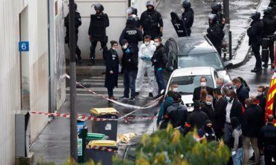 Attaque à Paris : le suspect algérien relâché