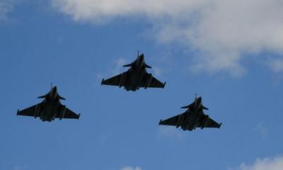 La Grèce achète 18 avions Rafale dont 6 neufs, 12 d'occasion