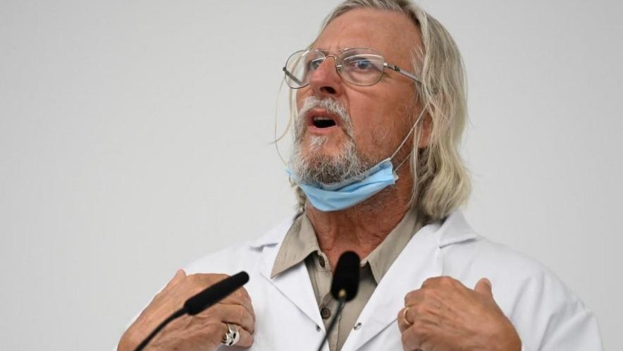 France : plainte contre le Pr Raoult auprès de l'Ordre des médecins