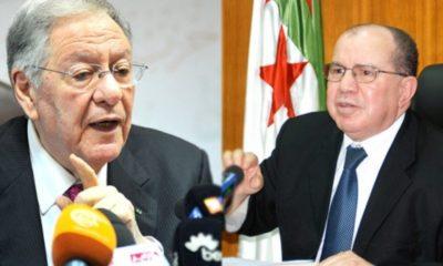 Djamel Ould Abbès et Saïd Barkat condamnés à 8 ans et à 4 ans de prison ferme