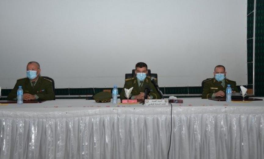 Le colonel Derrani installé au poste de commandant de l'ESGN à Zéralda