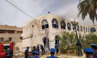 El Oued : encore un incendie à la maternité Bachir-Bennacer !