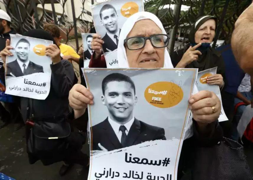Lettre à Khaled Drareni