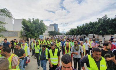 La marche des travailleurs à Béjaïa est celle de la confiance et de la solidarité ouvrière