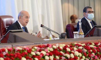 Le Président Tebboune opère un mouvement partiel des SG de wilaya