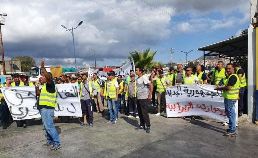 """CGATA : """"Solidarité totale avec les travailleurs de Numilog"""""""