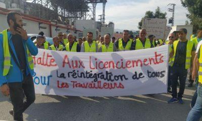 Pour une solidarité active et effective avec les travailleurs en lutte