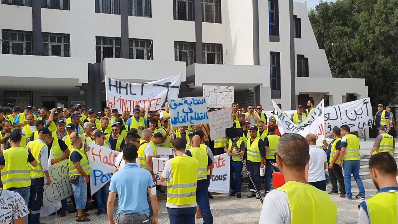 La longue lutte des travailleurs de Numilog